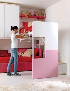 Cool Kid's Room Idea