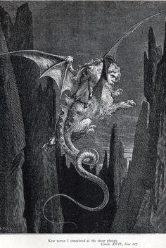 Gustave Dore - Dante's inferno