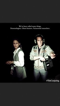 The Conjuring. I am obsessed with Lorraine Warren's style throughout the movie.