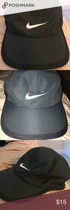 Nike DRI-FIT Hat Nike hat with adjustable strap in the back. This hat has never been worn and is in perfect condition. Pictures were taken with flash and without flash for color reference. Nike Accessories Hats