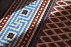 Berlin #22 by Dácil Granados (Neues Museum's Floor)
