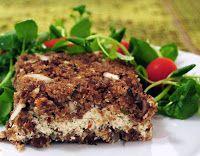 Cantinho Vegetariano: Quibe de Soja Recheado com Creme de Tofu (vegana)