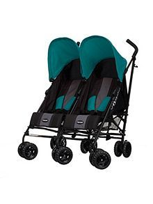OBABY Apollo Twin Stroller http://www.parentideal.co.uk/house-of-fraser--pushchairs-prams.html