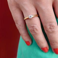 0.20 carats 18 diamants bruts non taillés Gemmes Joaillerie