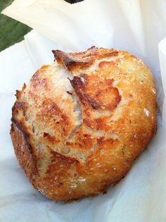 Dutch oven bread recipe from America's Test Kitchen