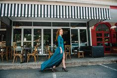 "The Teal Fall Goddess Dress - there is only one word ""elegance"" Goddess Dress, Compliments, Bliss, Teal, Elegant, Dresses, Women, Art, Fashion"
