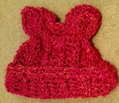 Check out this item in my Etsy shop https://www.etsy.com/listing/490670474/womens-pussy-hat-hot-pink-pussy-hatpussy