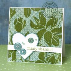 versamark embossing pad and techniques - Bing Images