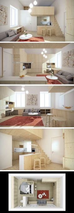 7 Good-Looking Hacks: Minimalist Interior Studio Modern minimalist home scandinavian modern.Minimalist Interior Studio Modern rustic minimalist home apartment therapy.Minimalist Home Decoration Shelves. Minimalist Apartment, Minimalist Interior, Minimalist Home, Minimalist Bedroom, Modern Apartment Decor, Apartment Layout, Apartment Living, Korean Apartment Interior, Apartment Therapy