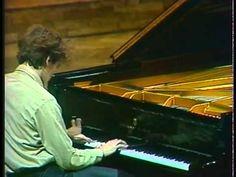 Serbian pianist Ivo Pogorelic playing Chopin's Scherzo No3, Op 39 in 1980 at the Chopin International Piano Competition