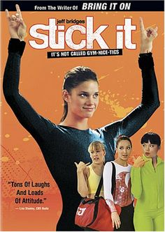Stick It.  Great movie!
