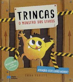 Trincas - O Monstro dos Livros - WOOK