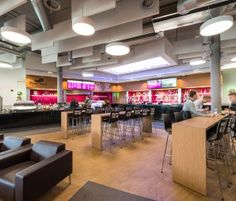 Fast track teaching facilities for over 2000 students Bath University has expanded constantly over the last 30 years. Initially this expansion was outward from the centre, capitalising on the open …