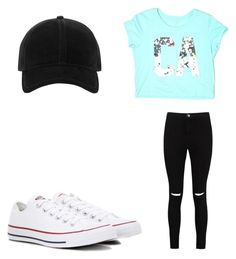 """""""Untitled #1"""" by girl68863 ❤ liked on Polyvore featuring Aéropostale, Boohoo, Converse and rag & bone"""