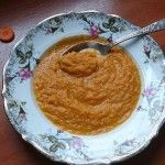 Zupa marchewkowa z cynamonem
