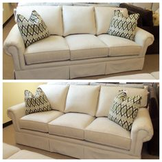 Winston Transitional Sofa by King Hickory