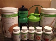 Herbalife NEW Person Starter Kit with 20% Off Retail Free Shipping Unopened! (Cafe Latte) ** Unbelievable  item right here! : Weight loss Diet Kits