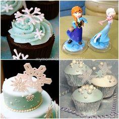 Frozen Disney Movie Cakes   So, we're inviting all 10 classmates na?