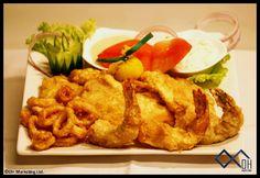 Sea Food Platter @ California Grill