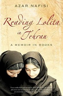Reading Lolita in Tehran - A Memoir in Books by Azar Nafisi. Had my eye on this for years - probably because Lolita is one of my favourites - picked it up at a school fete and it's time to dive in. 19 August 2014