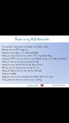 NICU nurses rock!!