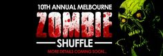 Zombie Shuffle - Melbourne