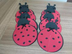 Convite tema Miraculous Ladybug
