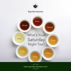 What's your #saturday #night tea ? Mine is #white #tea from one of the popular garden of #Darjeeling. Harvested in 2018. If you want this, you can get it from #here. http://ow.ly/8zOJ30iAQrp