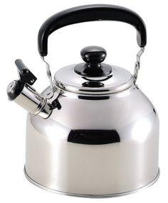 JapanBargain Stainless Steel Water Tea Kettle, IH 3, 7 Liter #H-1739