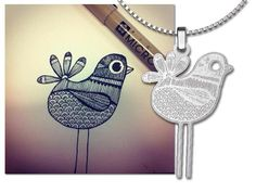 Design your own jewelry. It can be anything you want it to be... :) www.jewelryudesign.com