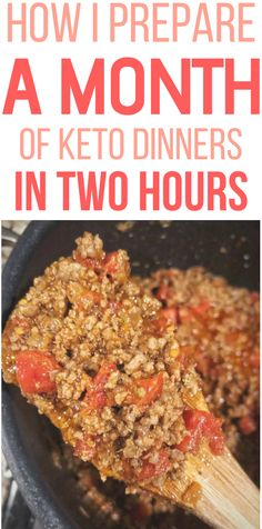 This keto meal prep guide is THE BEST for preparing a month of keto dinners. I'm so glad I found this so I can meal prep a month of keto dinners for my family. Definitely pinning! #keto #ketorecipes #mealprep #weightloss #healthyeating