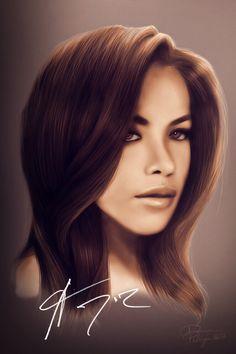 Aaliyah Haughton by *DeeMo247