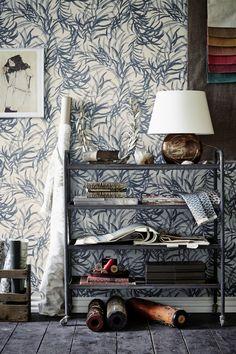 Fiona Wallpaper book. | Nathalie Schwer