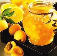 Dżem z moreli i pomarańczy - przepisy.net Marmalade, Allrecipes, Pesto, Cantaloupe, Fruit, Food, Eten, Meals, Diet