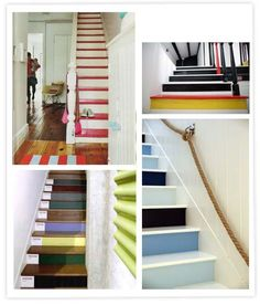 stairs escaliers escaleras