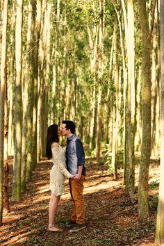Fotos de Ensaio Pré-Wedding em Holambra - Eucalipto