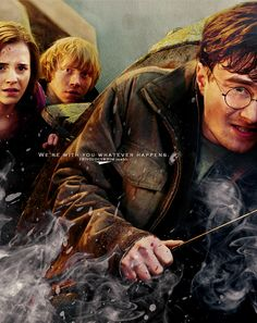 harry potter trio - Google Search