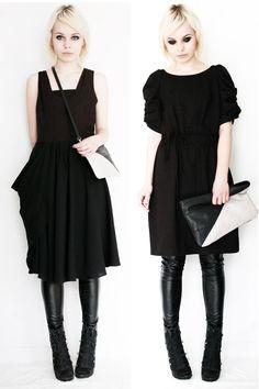 ::: OutsaPop Trashion ::: DIY fashion by Outi Pyy :::: Sanna Hopiavuori