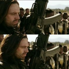 THIS WAS BUCKY FROM INFINITY WAR AND IM SHOOKETH