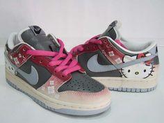 7e623476e37f hello kitty sb dunk  sneakerhead Hello Kitty Shoes