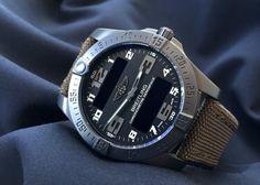 Breitling Professional Aerospace Evo Watch Review