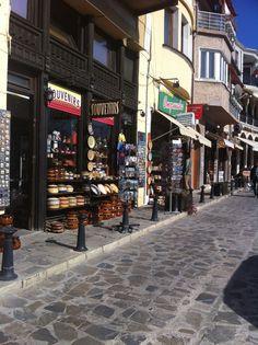 Old street in Veliko Tarnovo Old Street, Short Trip, Bulgarian, Traditional House, How Beautiful, Passport, Trips, To Go, Wanderlust