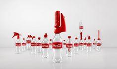 As varias maneiras de reutilizar garrafas de Coca-Cola | Comunicadores