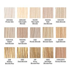 ... mix on Pinterest | Permanent hair color, Wella toner and Roots