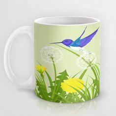 Nature Mug Ceramic Mug Drinkware Mugs Mug Coffee Mug by xkbeth