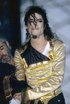 Michael Jackson - Dangerous World Tour