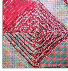 техника синель мастер класс Chenille Quilt, Rag Quilt, Quilt Blocks, Textiles Techniques, Sewing Techniques, Art Techniques, Sewing Art, Sewing Crafts, A Level Textiles