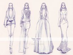Tony Ward Couture AW2014 by Tania-S on deviantART