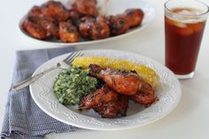 The BEST BBQ Chicken | Brittany's Pantry