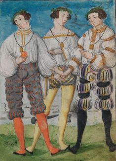 Make It Work: Street Style for the Sensitive German Renaissance Man Love's Labour's Lost, Store Image, Landsknecht, Renaissance Men, Old Clothes, Fantasy Armor, Make It Work, My Design, German